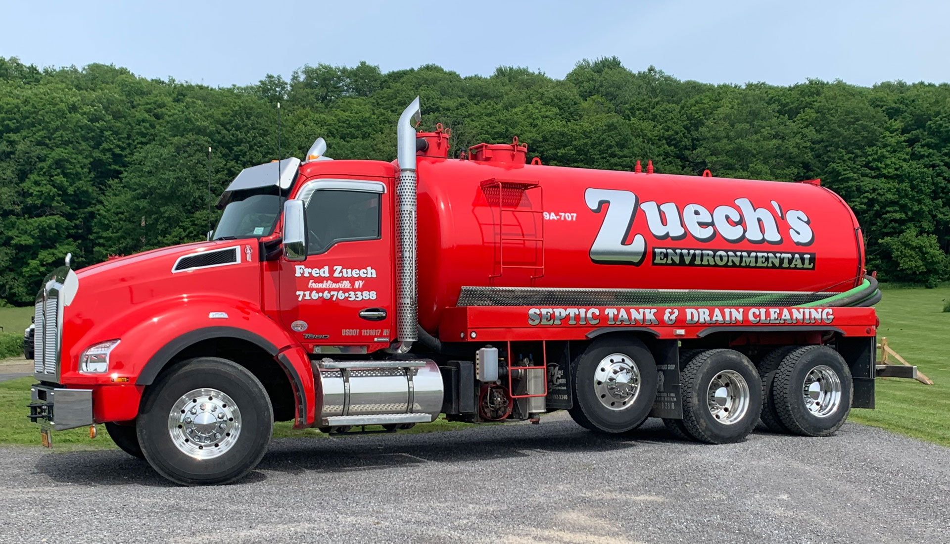 Zuech's Environmental Services Inc.
